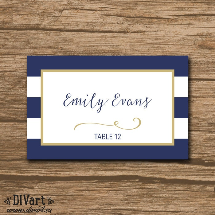 This is a graphic of Decisive Printable Escort Cards