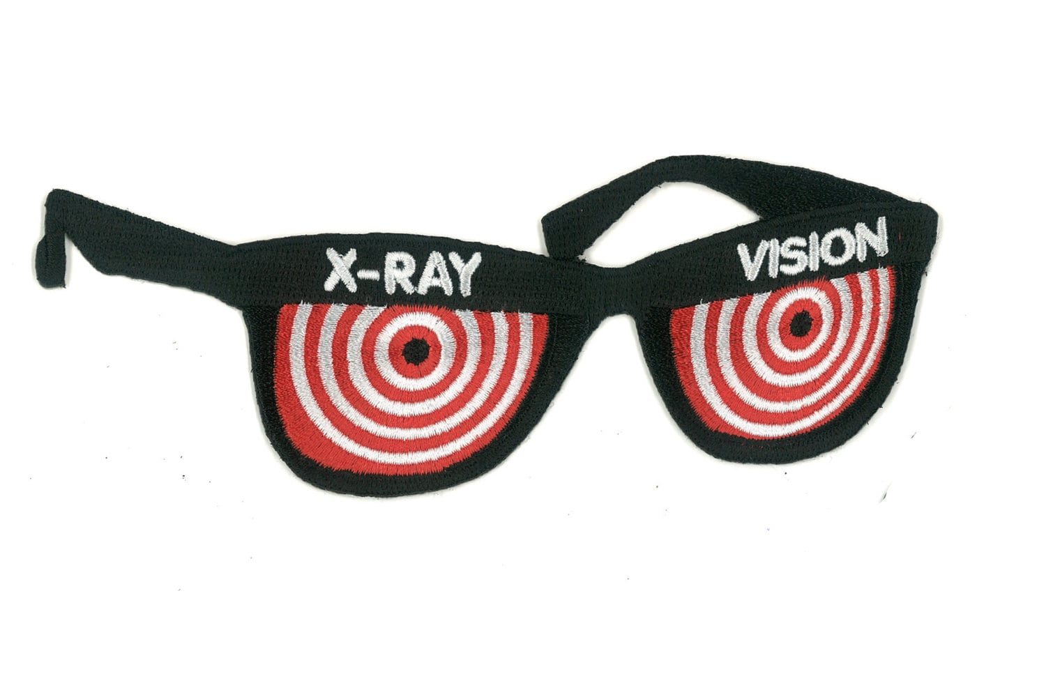 Novelty Iron X Prank Ray Gag Patch On Glasses MagicEtsy Vision 5LjAq34R
