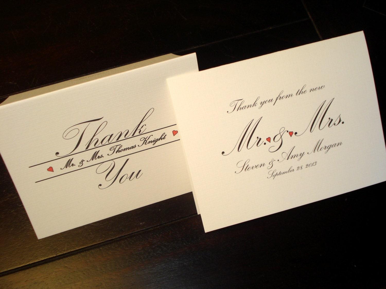 Personalized Wedding Stationery