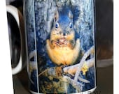 Douglas Squirrel Large Coffee Mug 15 Oz