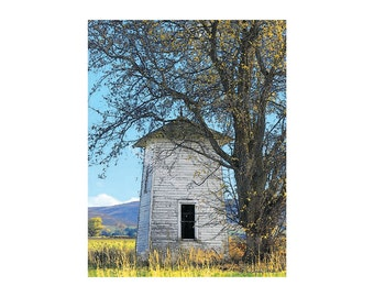 Sale 10 - The Tower  Blank Note Card
