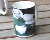 Dogwood Art Large Coffee Mug 15 Oz
