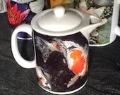 Koi: Teapot - Creamer - Gravy Pitcher