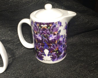 Lavender: Teapot - Creamer - Gravy Pitcher