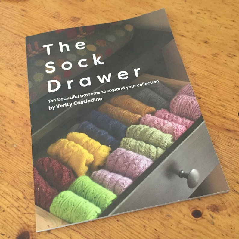 The Sock Drawer pattern collection image 0