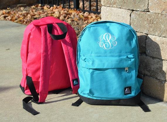 Junior Kids School Backpack Personalized School Kids  bf925219bffab