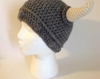 29542d0de67 Viking Hat Crochet Pattern