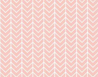 Crib Skirt Pink Chevron. Baby Bedding. Crib Bedding. Crib Skirt Girl. Baby Girl Nursery. Chevron Crib Skirt. Pink Crib Skirt.
