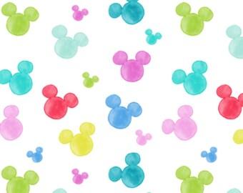 Lovey Mouse Ears. Lovey. Colorful Lovey. Mouse Ears Lovey. Mini Baby Blanket. Security Blanket. Lovie. Minky Lovey.