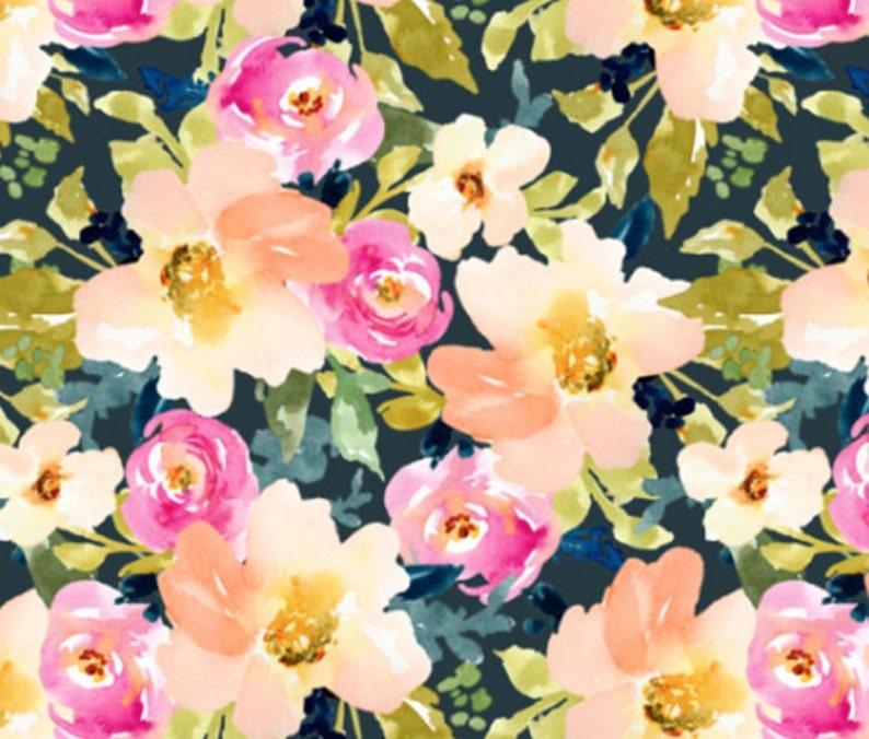 Minky Lovey. Navy Lovey Lovey Midnight Floral Floral Lovey Lovie Baby Lovey Lovie Lovey