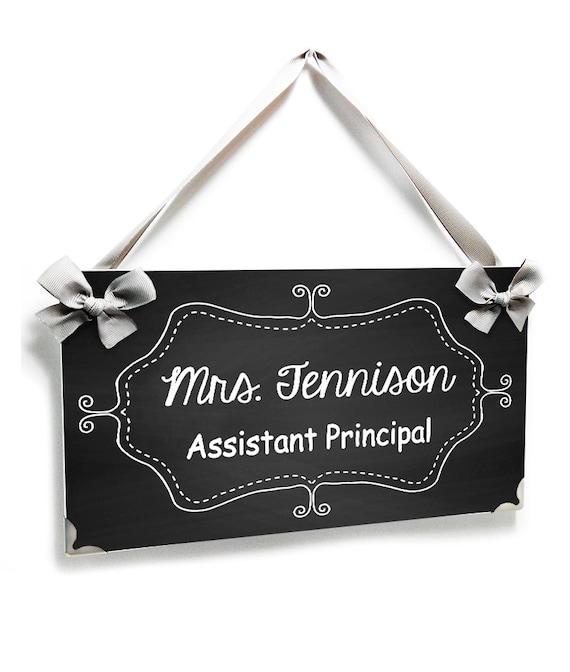 Assistant Principals Office custom Assistan...
