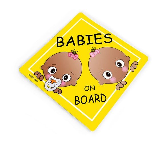 Non Personalised Child//Baby On Board Car Sign ~ Little Sister On Board ~ Pink
