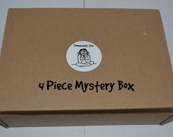 4 piece Mystery Box, Surprise Box, Zen items, Home decor items, Calming Present