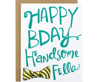 Boyfriend Birthday Card Boyfriend - Birthday Card for Him Birthday Card Happy Birthday Card for Boyfriend Happy Birthday Card for Men