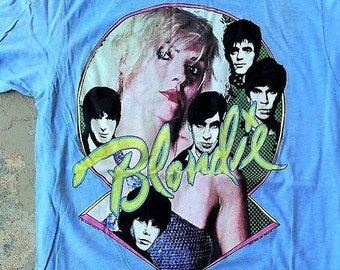 Official T Shirt THE B-52S B-52/'s New Wave /'Rock Lobster/' White All Sizes