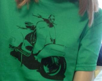Vespa t shirt | Etsy