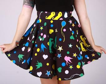 Magical Luna Circle Skirt
