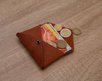 Leather business/card holder
