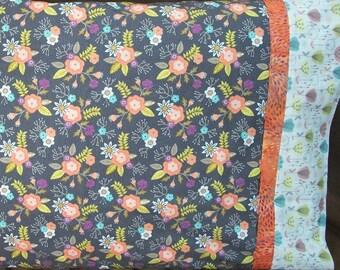 Summer Garden pillowcase