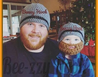 499625f54ca Crochet Beard Hat