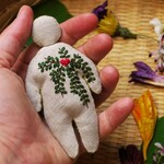 Blooming Heart Talisman