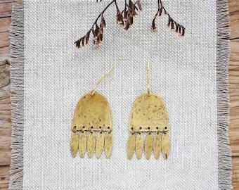 UDI Dangle Bell Earrings