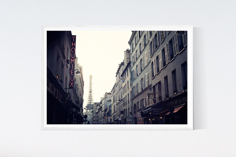 Paris wall art prints, dorm wall art, dorm decor, Paris photography prints,  Europe, travel, France,, extra large wall art, wall art canvas