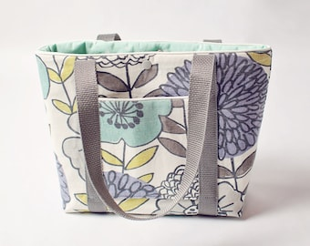 Small Tote Bag - Women's Tote - Purse - Bag - Custom Tote - Shoulder Bag - Custom Bag - Custom Purse - Pocket - Monogram Option