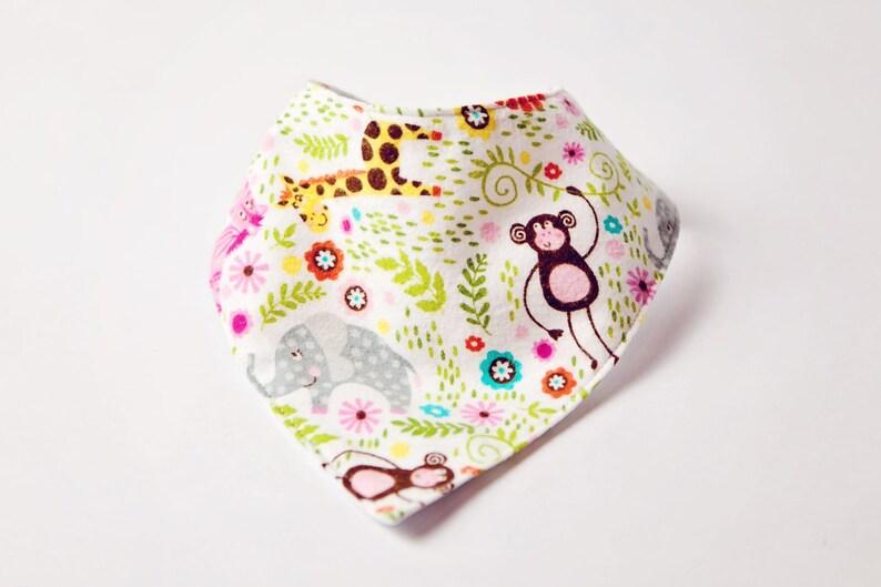 Bandana Bib  Baby Bib  Baby Boy Gift  Baby Girl Gift  image 0