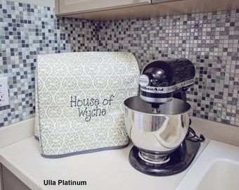 READY TO SHIP * KitchenAid Mixer Cozy - Stand Mixer Cover - Mixer Protector - Kitchen Decor - Mixer Accessory - Dust Cover - Appliance Cover