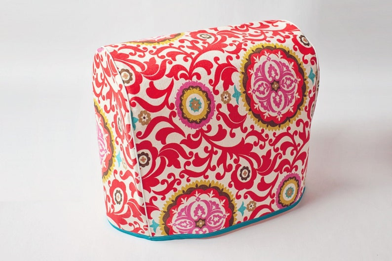 Stand Mixer Cover  Stand Mixer Protector  Fabric Mixer Cover image 0