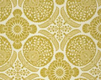 Joel Dewberry Fabric - 1 Metre FLORA, Bazaar in Lichen