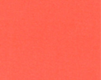 Michael Miller Fabric - 1 Fat Quarter Cotton Couture in Coral