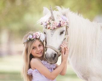 Unicorn Photography Prop Set