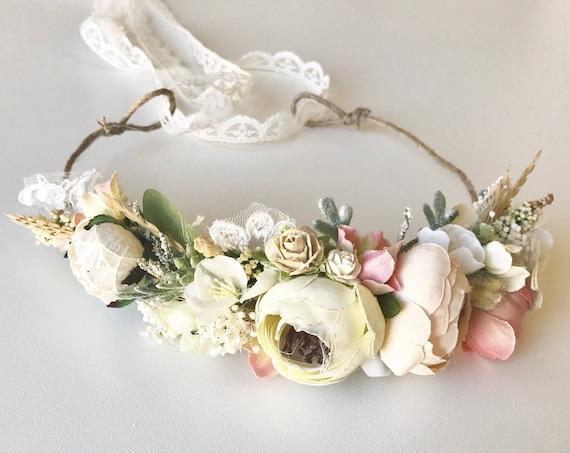 Kate Flower Crown