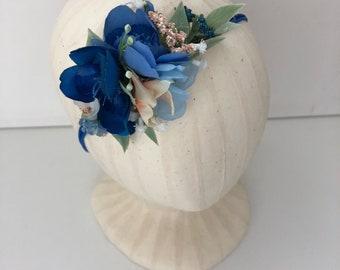 Flower Crown Headbands- floral Headbands- Baby Girl Headbands- flower crown- Well Dressed Wolf