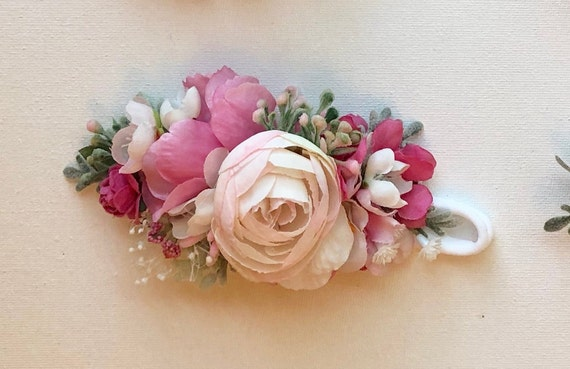 Flower Crown Headbands- Spring floral Headbands