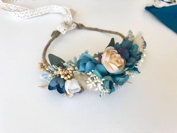 Emily Flower crown