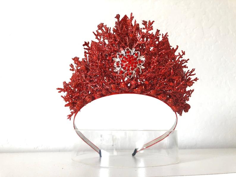 Flower Crown Red Crown Crown