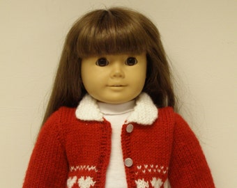 Valentine's Day Heart Sweater