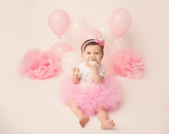 FIRST BIRTHDAY OUTFIT Girl, 1st Birthday Girl Shirt, Pink and Silver First Birthday, One Birthday, Cake Smash Outfit, Smash Cake outfit