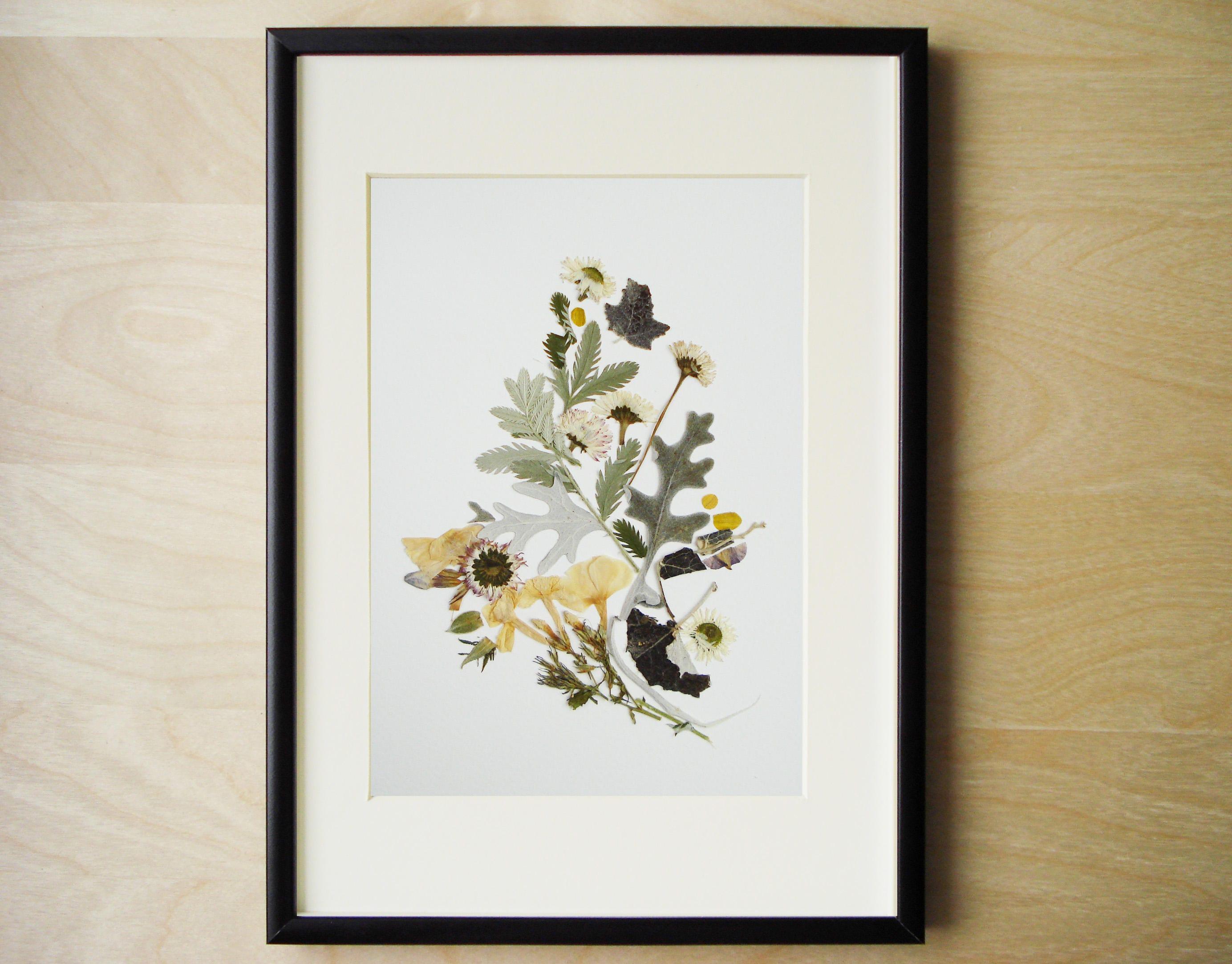 Herbarium Druck Blume Druck Wandkunst botanischen Druck | Etsy