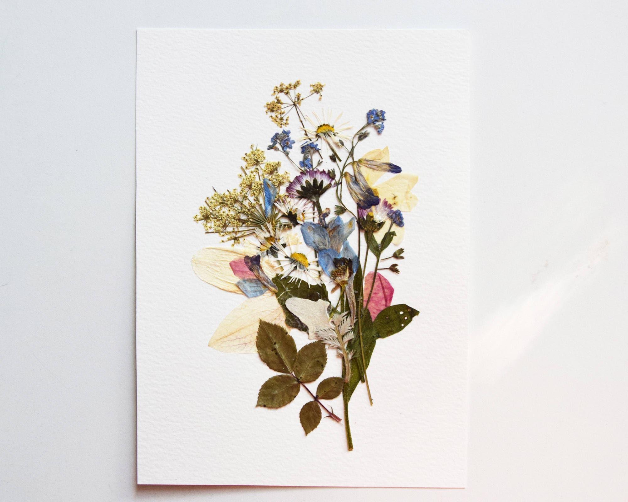 Druck botanischen Druck 5\'\' x 7\'\' Blume Drucke | Etsy