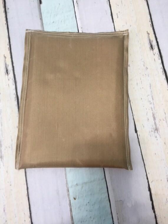high density foam 1//2 inch thick Teflon Heat Press pillow 10x10 vinyl press