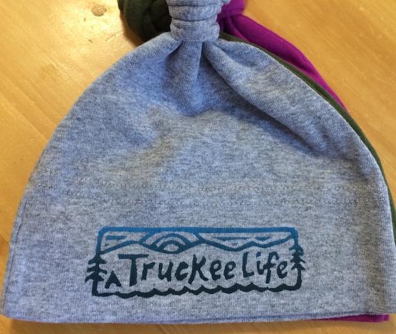 Truckee Life BABY beanie