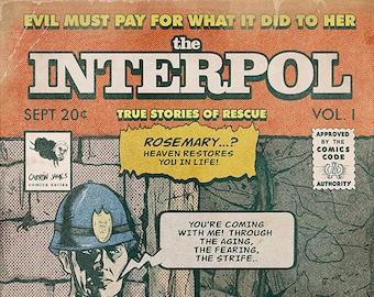 Comic Book Decor Etsy
