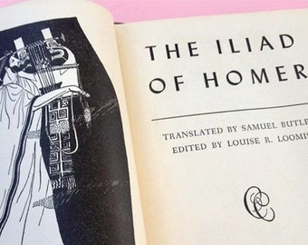 The Iliad of Homer - Translated by Samuel Butler