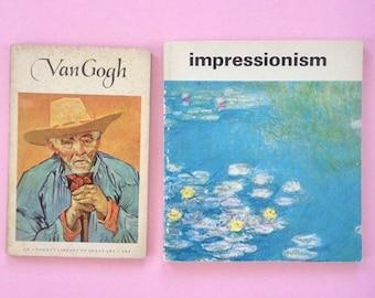 Impressionism & Van Gogh - Two Art Books