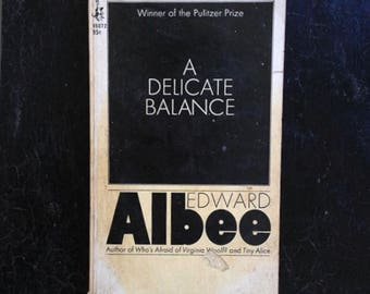 A Delicate Balance - Edward Albee - Paperback