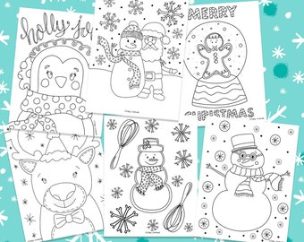 Coloring pages | Etsy